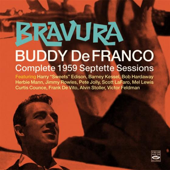 Bravura - Complete 1959 Septette Sessions (3 LPs on 2 CDs)