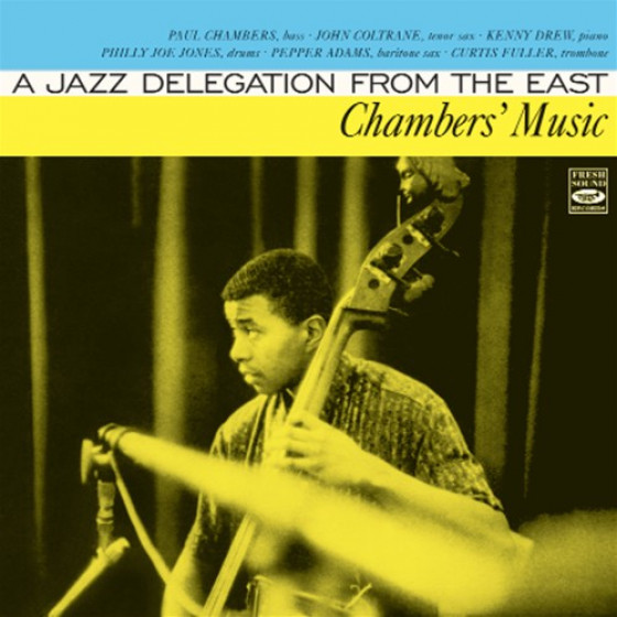 Chamber's Music - A Jazz Delegation From The East