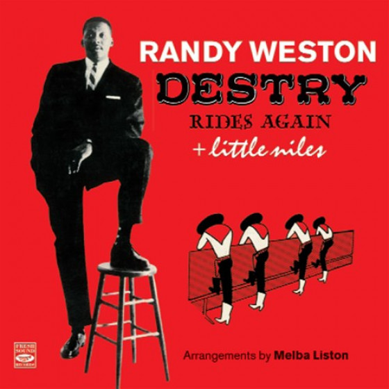 Destry Rides Again + Little Niles (2 LPs on 1 CD)