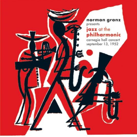 Norman Granz Presents: Jazz At The Philharmonic Carnegie Hall Concert 09/13/1952 (2-CD Set)