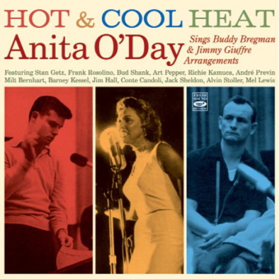 Hot & Cool Heat - Anita Sings Buddy Bregman & Jimmy Giuffre Arrangements