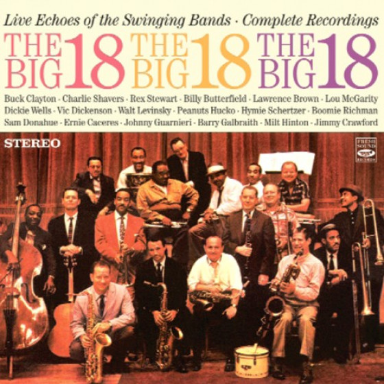 Live Echoes of the Swinging Bands - Complete Recordings (2-CD Set)