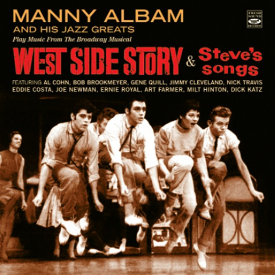West Side Story & Steve's Songs (2 LP on 1 CD)