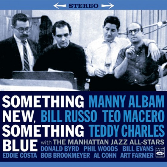 Something New, Something Blue + Swinging 'Guys & Dolls' (2 LP on 1 CD) Stereo Edition
