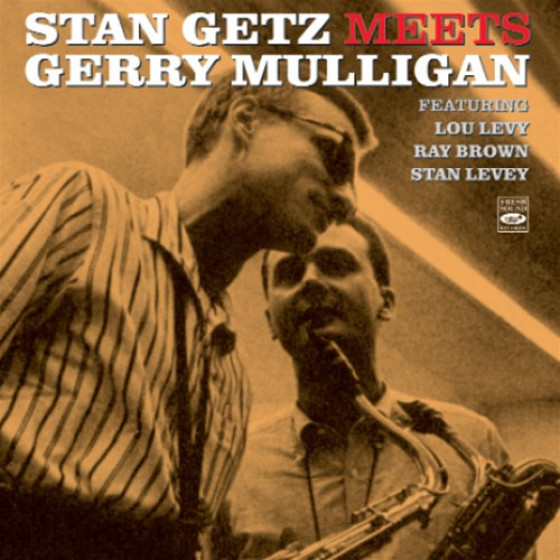 STAN GETZ Meets GERRY MULLIGAN