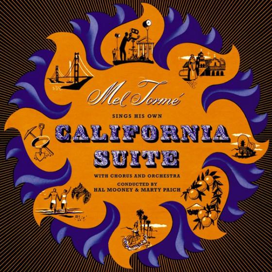 Mel Tormé Sings His Own California Suite (Complete Edition)