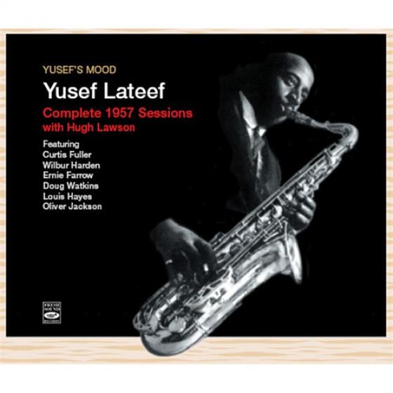 Yusef's Mood - Complete 1957 Sessions with Hugh Lawson (4-CD Box Set)