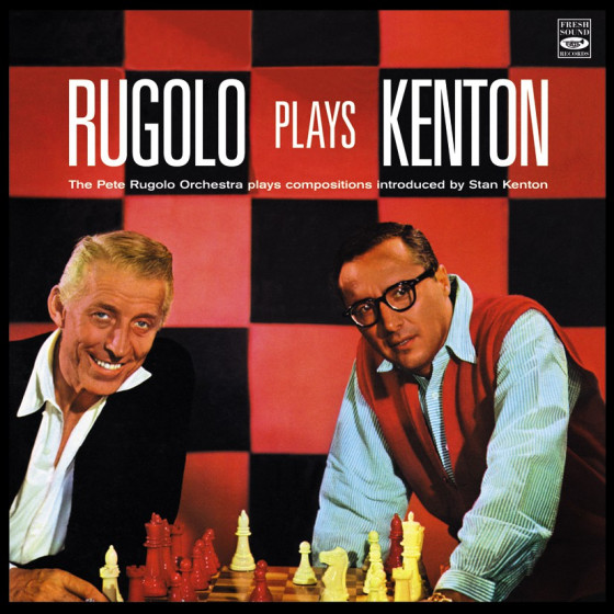 Rugolo Plays Kenton