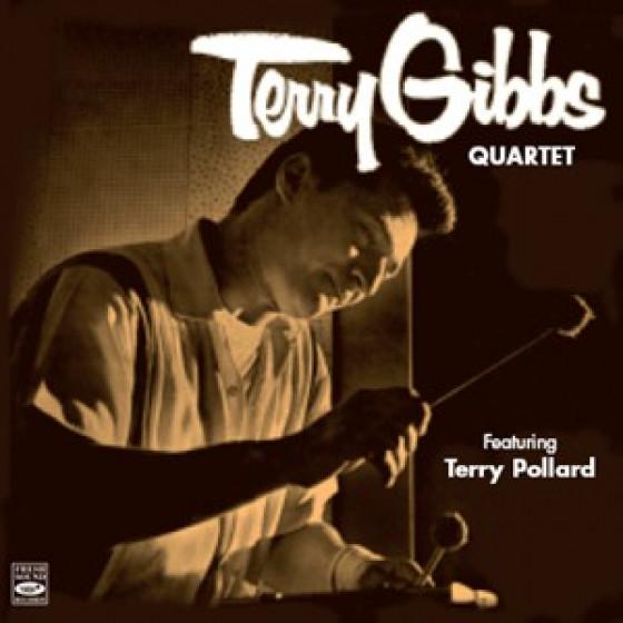 Terry Gibbs Quartet Featuring Terry Pollard (2 LP on 1 CD)