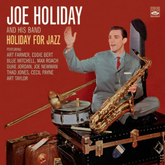 Holiday For Jazz (2 LPs on 1 CD)