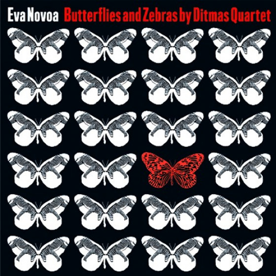 Butterflies and Zebras by Ditmas Quartet