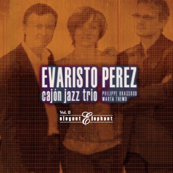 Cajon Jazz Trio Vol. II