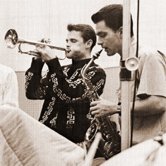 Chet Baker & Art Pepper