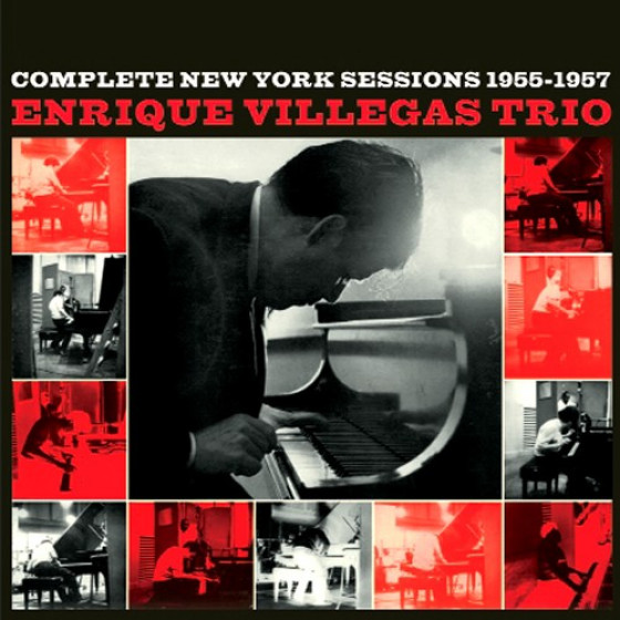 Complete New York Sessions 1955-1957 (2 LPs on 1 CD)