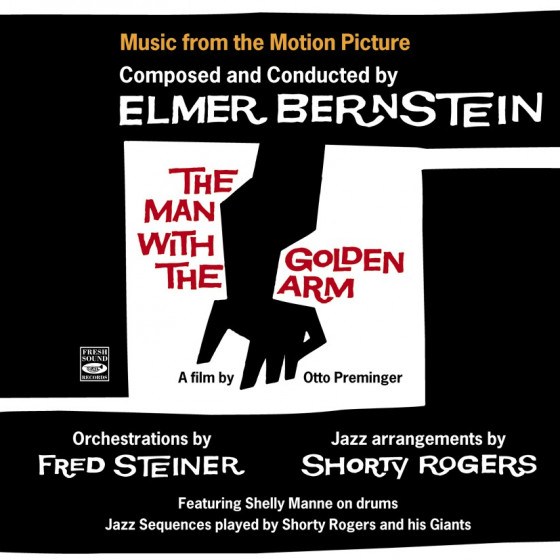 The Man with the Golden Arm (Digipack edition)