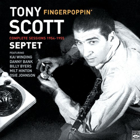 Fingerpoppin' - Complete Recordings 1954-1955