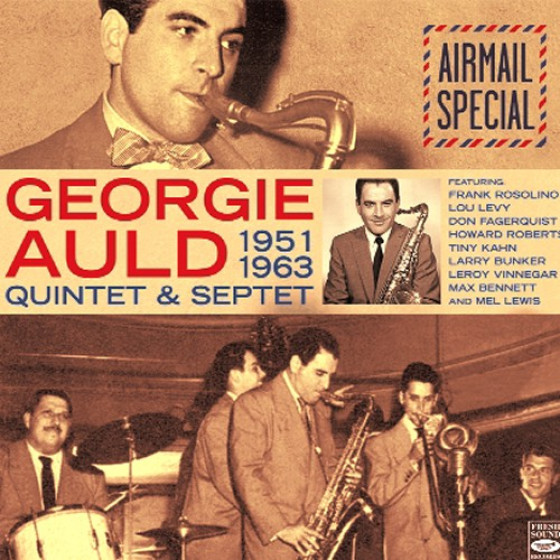 Airmail Special: Quintet & Septet 1951-1963 (2-CD)