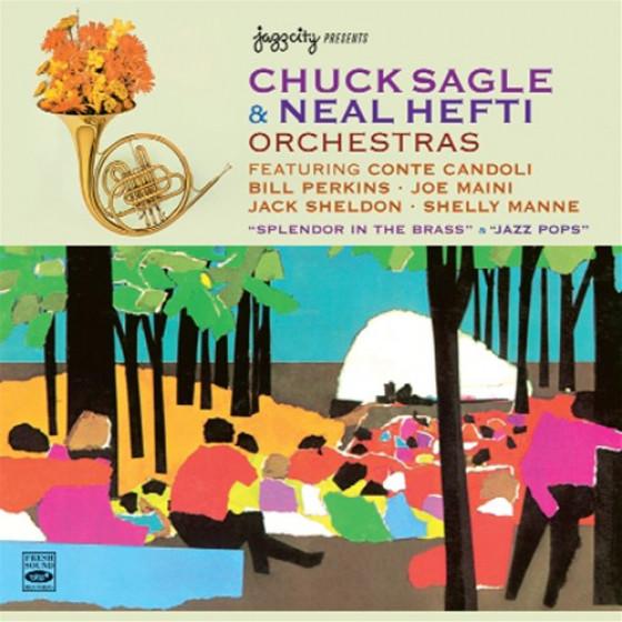 Splendor in the Brass + Jazz Pops (2 LP on 1 CD)