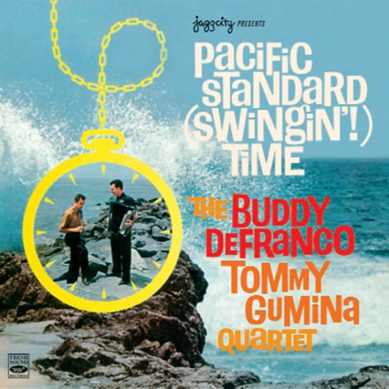 The Buddy DeFranco - Tommy Gumina Quartet (2 LP on 1 CD)