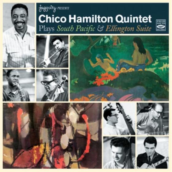 Plays South Pacific & Ellington Suite (2 LP on 1 CD)