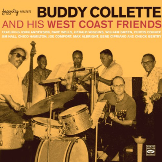 And His west Coast Friends (2 LPs on 1 CD)